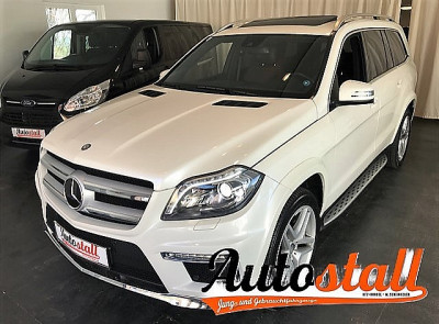 Mercedes-Benz GL 350 BlueTEC 4MATIC Aut. bei BM || Autostall in